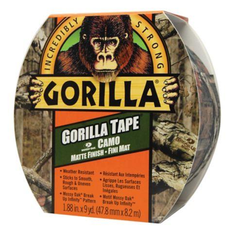 Ruban adhésif Gorilla, motif camouflage Image de l'article