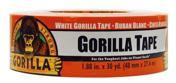 Ruban adhésif blanc Gorilla Image de l'article
