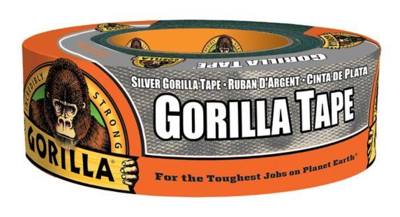 Ruban adhésif en toile Gorilla, argent Image de l'article
