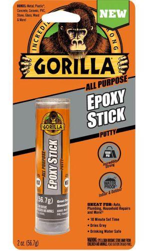 Gorilla Glue All Purpose Epoxy Stick, 2-oz Product image