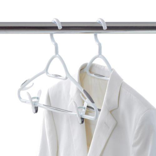 For Living Non-Slip Hangers, 3-pk Product image