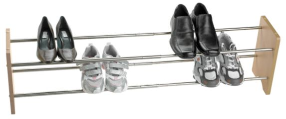 Porte-chaussures extensible Neatfreak