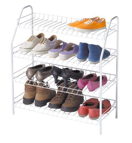 Range-chaussures, 4 tablettes