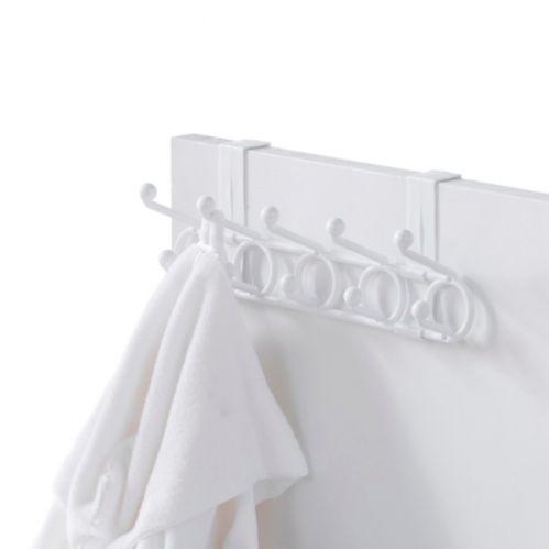 Neatfreak Over-The-Door Plastic Hook, 10-Peg Product image
