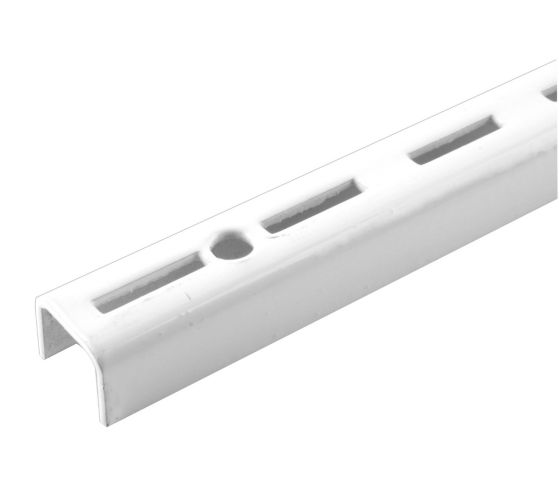Standard Track, White, 68-in Product image