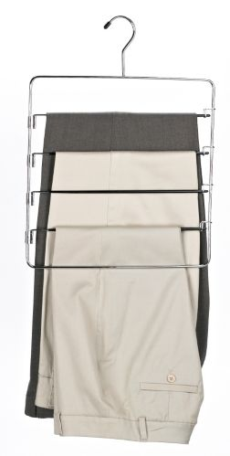 For Living Chrome Swing Pants Hanger Product image