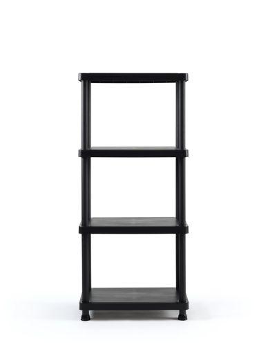 Certified 4-Shelf Resin Rack, 23-in x 12-in x 52-in Product image