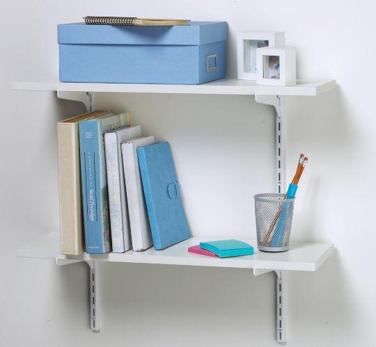 Shelving Kit, White