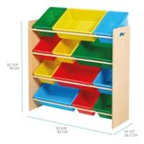 For Living 12-Bin Organizer | FOR LIVING
