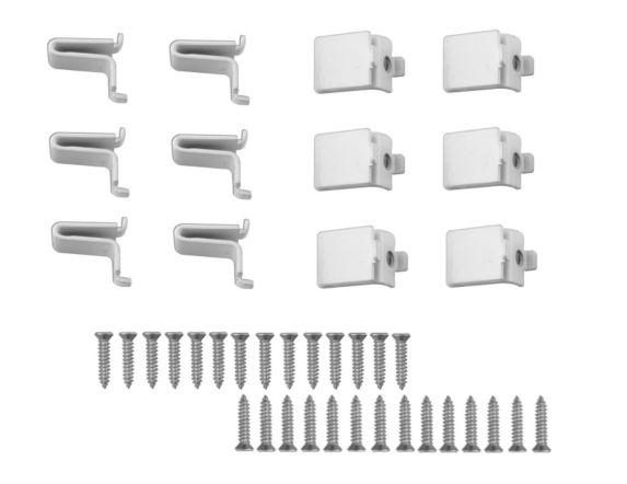 Taquets, blanc Image de l'article