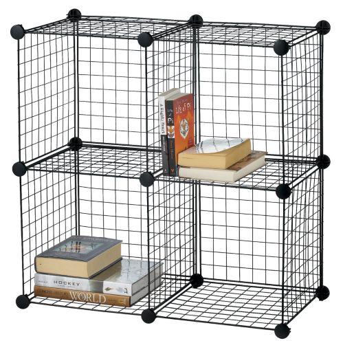 Cubes en fil métallique Image de l'article
