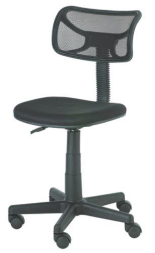 For Living Mesh Task Chair, Black