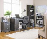 For Living Polyurethane Split Leather Office Chair | Home Collection | Canadian Tire