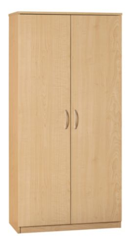 System Build 2-Door Storage Cabinet, Maple