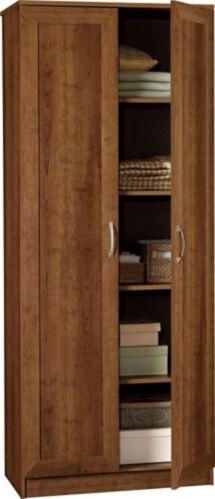 System Build 2-Door Storage Cabinet, Cherry Product image