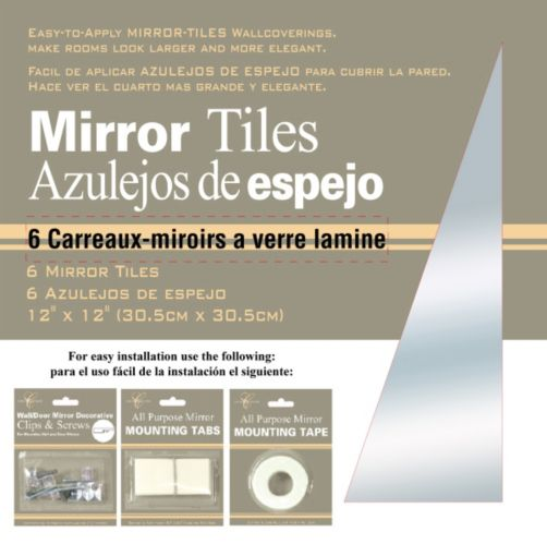 Carreaux miroir Image de l'article