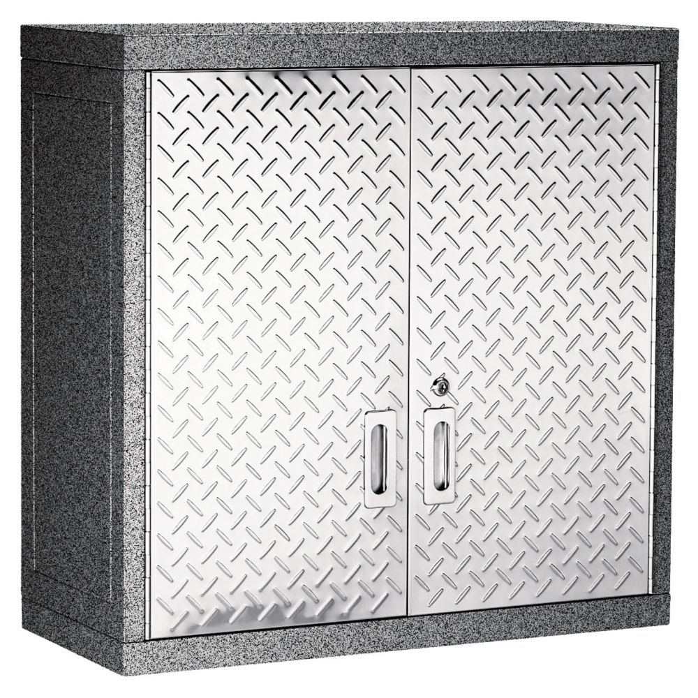 Mastercraft Metal Wall Cabinet