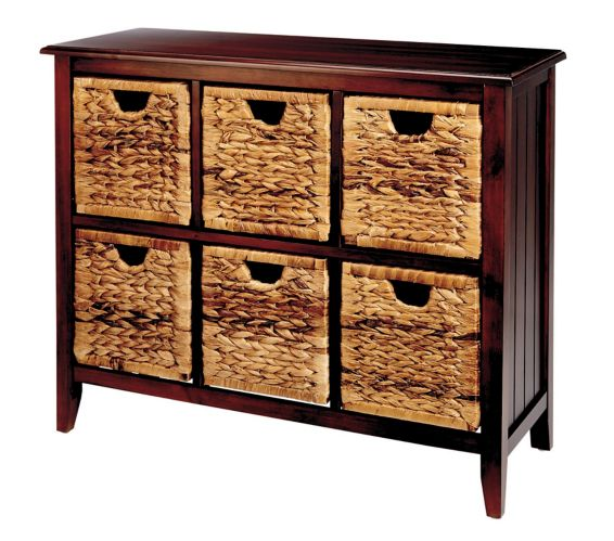 For Living Verona Storage Chest, 6-Drawer Product image