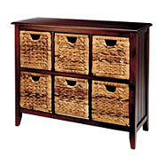 For Living Verona Storage Chest, 6-Drawer