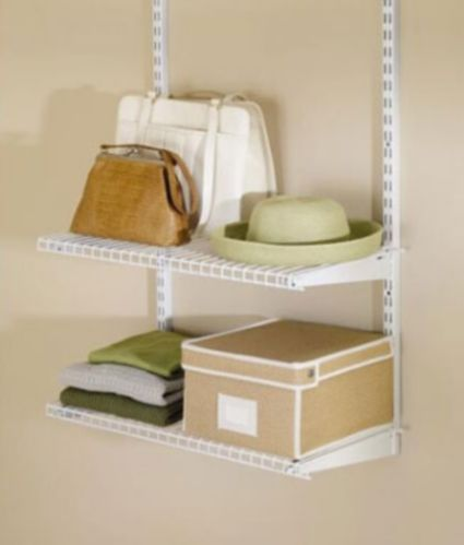 Rubbermaid Closet Shelf, 4-ft Product image