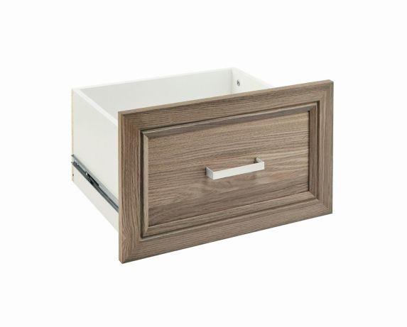 Tiroirs en bois ClosetMaid, gris, 16 - x 10 po Image de l'article