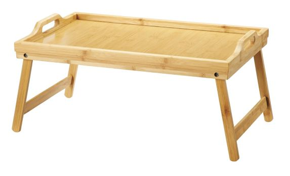 For Living Bamboo Folding Tray Product image