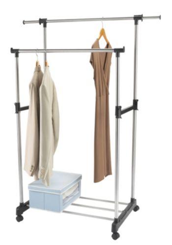 For Living Adjustable Garment Rack Product image