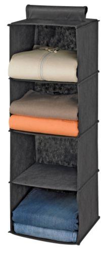 Likewise 4-Shelf Garment Organizer Product image