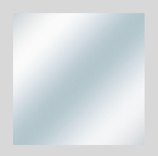 Miroir carré givré, 6 po, paq. 3 Image de l'article