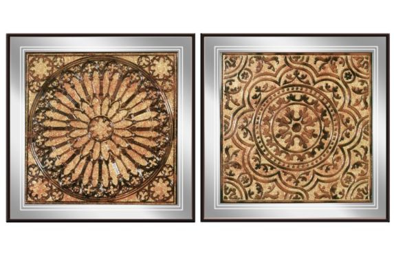 Terracotta Mirror Tiles Product image