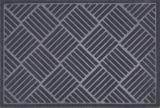 Tapis Omni, motifs de carrés