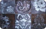 Assortiment de tapis garnis imprimés