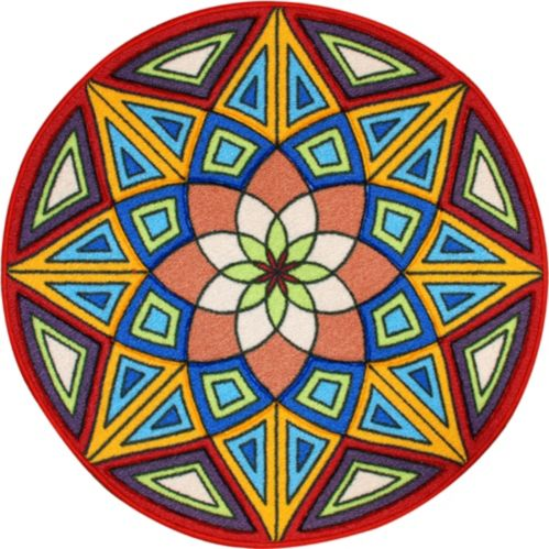 Assorted Circle Mat Product image