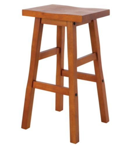 Tabouret For Living Shinto, chêne, 26 po