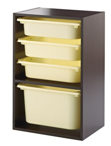 For Living Small Tower Bin Storage Product image