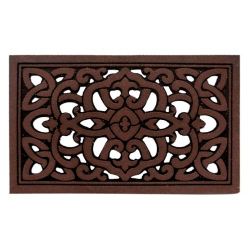 Tapis celtique à motif de briques, 18 x 30 po