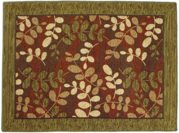 Petit tapis Fern Spice Image de l'article