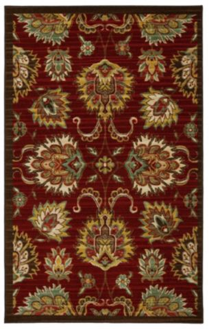 Crafton Red Area Rug Canadian Tire