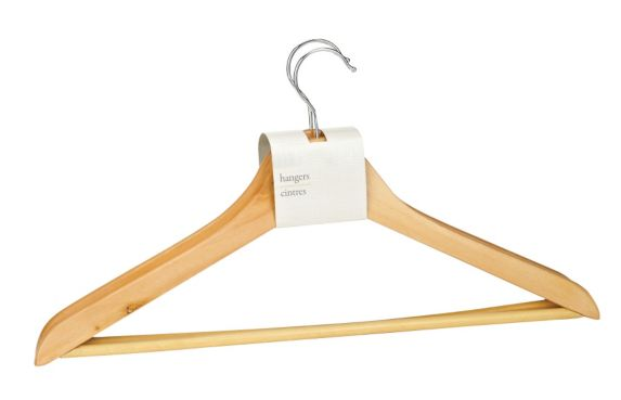 2 Pack Hanger with Bar Product image