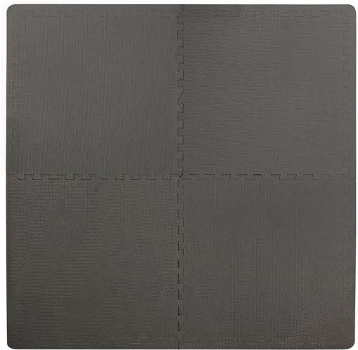 Carreaux de pas de plancher en grille de fer, 24 x 24 po Image de l'article