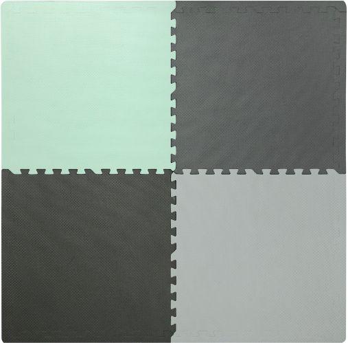 Best-Step Anti-Fatigue Interlocking Mats, Blue Basketweave Product image