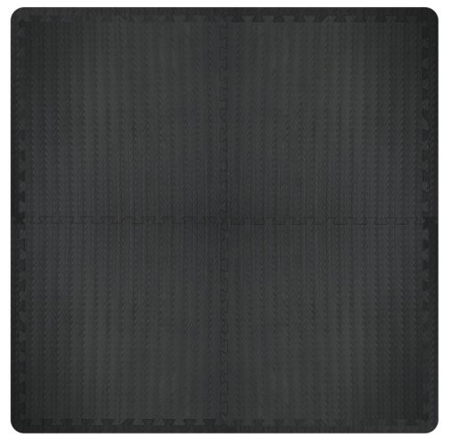 Best-Step Anti-Fatigue Interlocking Mats, Black Tire Tread Product image