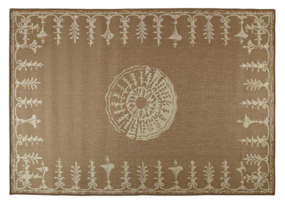 Korhani Wilson Flatweave Outdoor Rug, 5' x 7' Product image