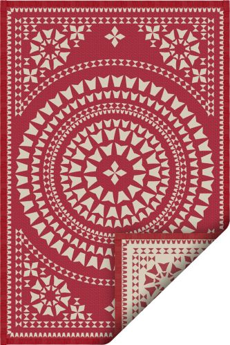 Korhani Red Balfour Outdoor Rug, 180 x 290-in Product image