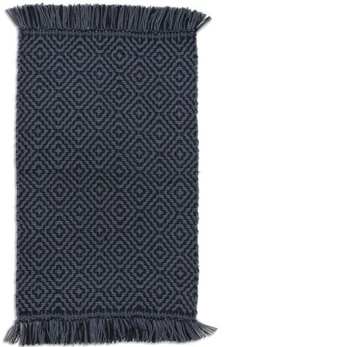 Maison Black/Grey Pet Rug, 20 x 30-in Product image
