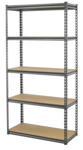 Mastercraft 5-Shelf Storage Rack, 36 x 16 x 72-in Product image