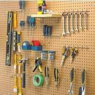 Mastercraft Pegboard Organizer Kit, 43-pc