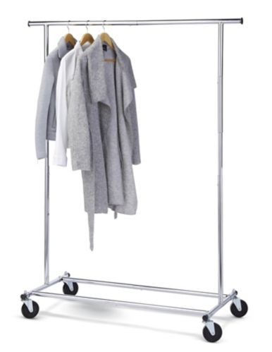 type A Radiant Commercial Garment Rack Product image