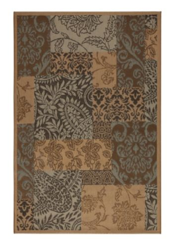 For Living Villa Outdoor Rug, 6 x 9-ft Product image