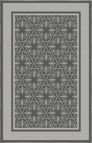 Tapis d'extérieur réversible For Living Fillmore, 7 x 9 pi Image de l'article